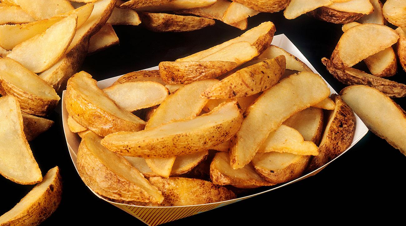 Steak fries