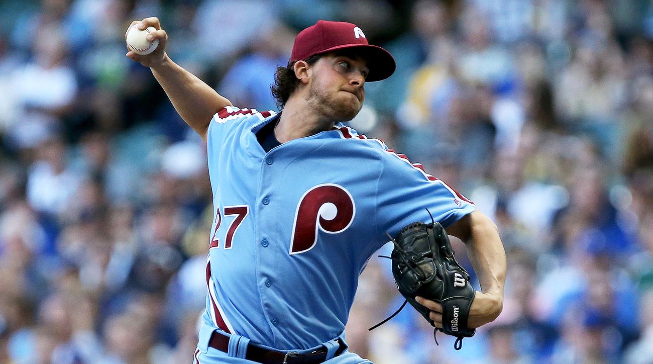 Philadelphia Phillies Aaron Nola