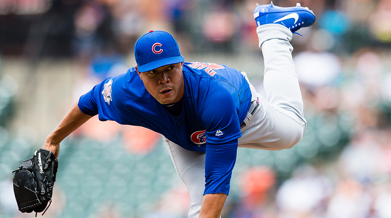 Chicago Cubs Jose Quintana