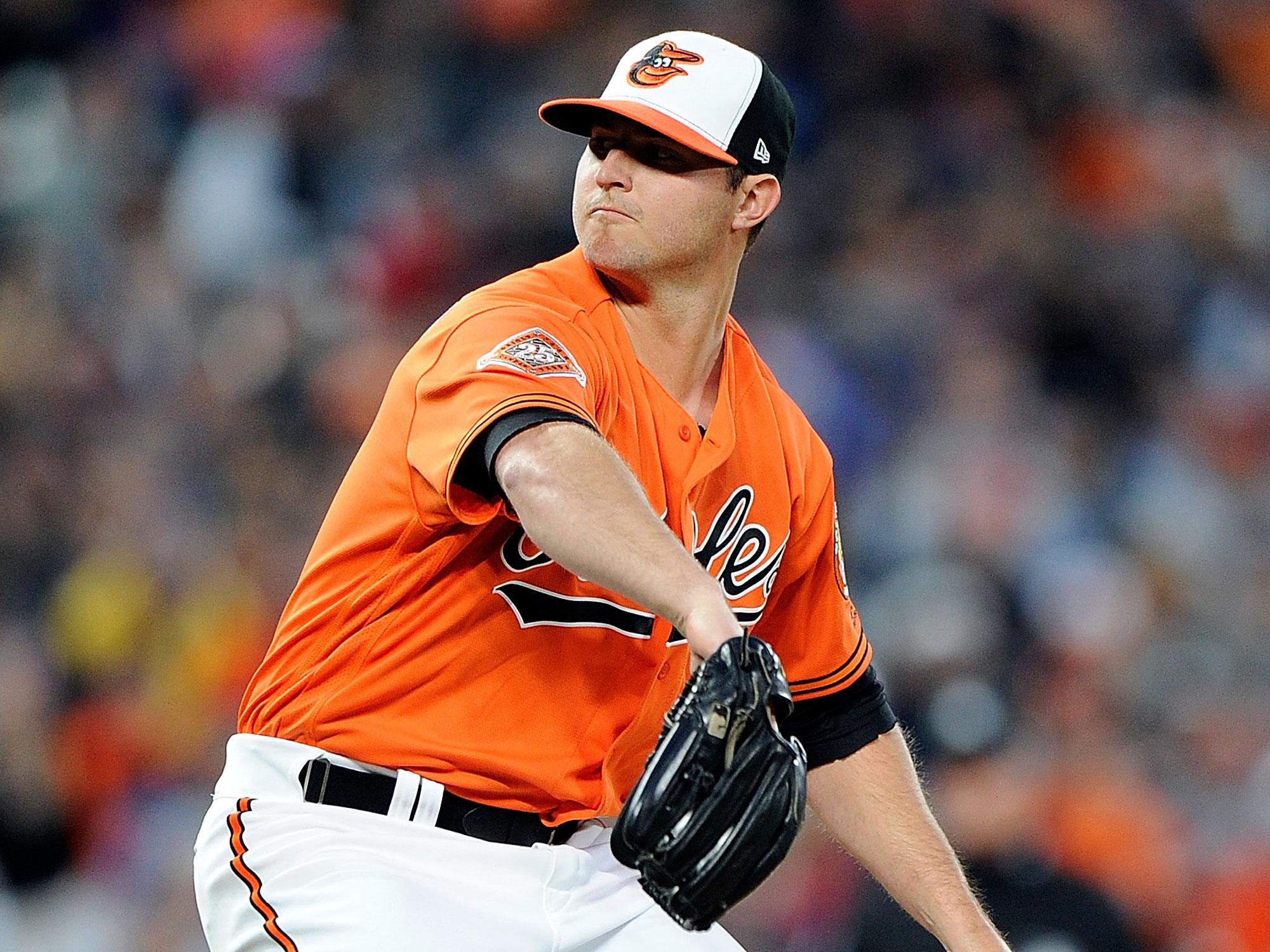 Zach Britton, Baltimore Orioles