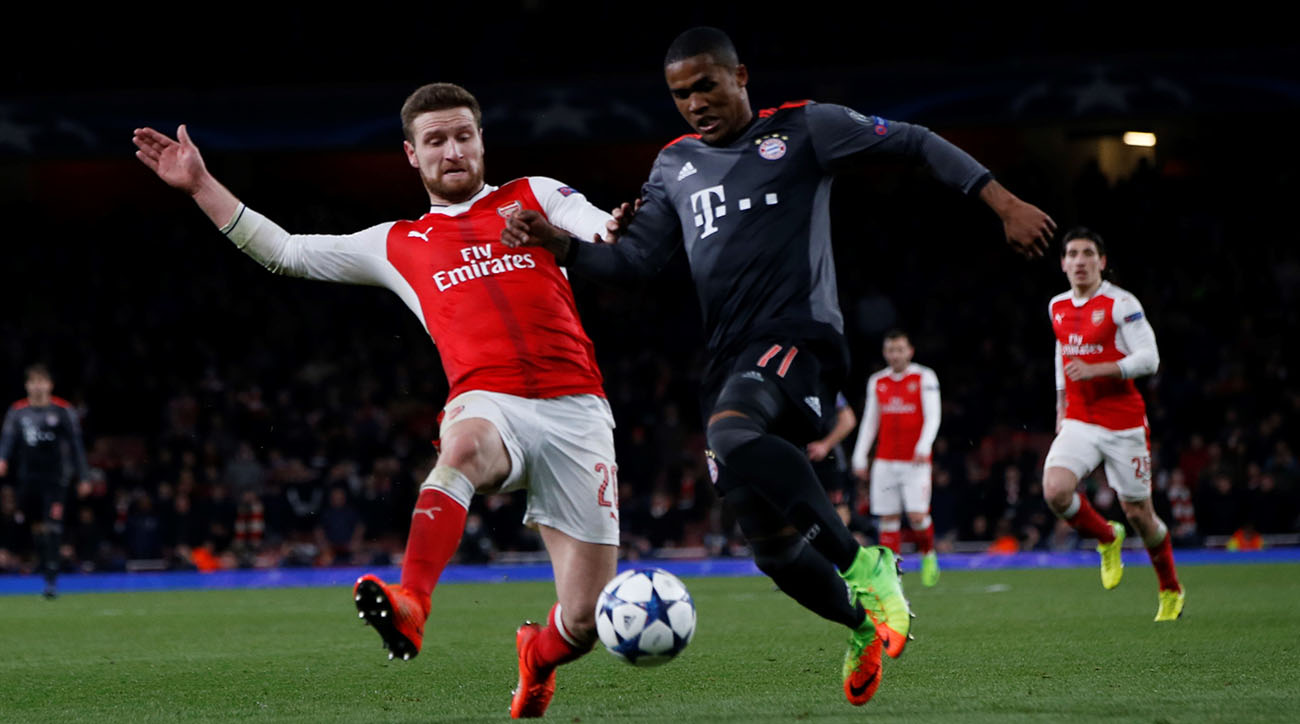 arsenal bayern live stream