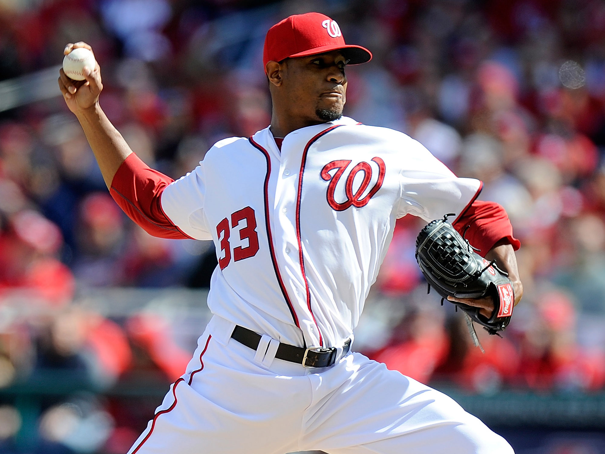 Edwin Jackson, Washington Nationals