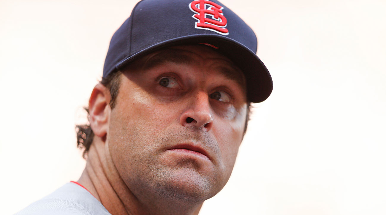 Mike Matheny, St. Louis Cardinals