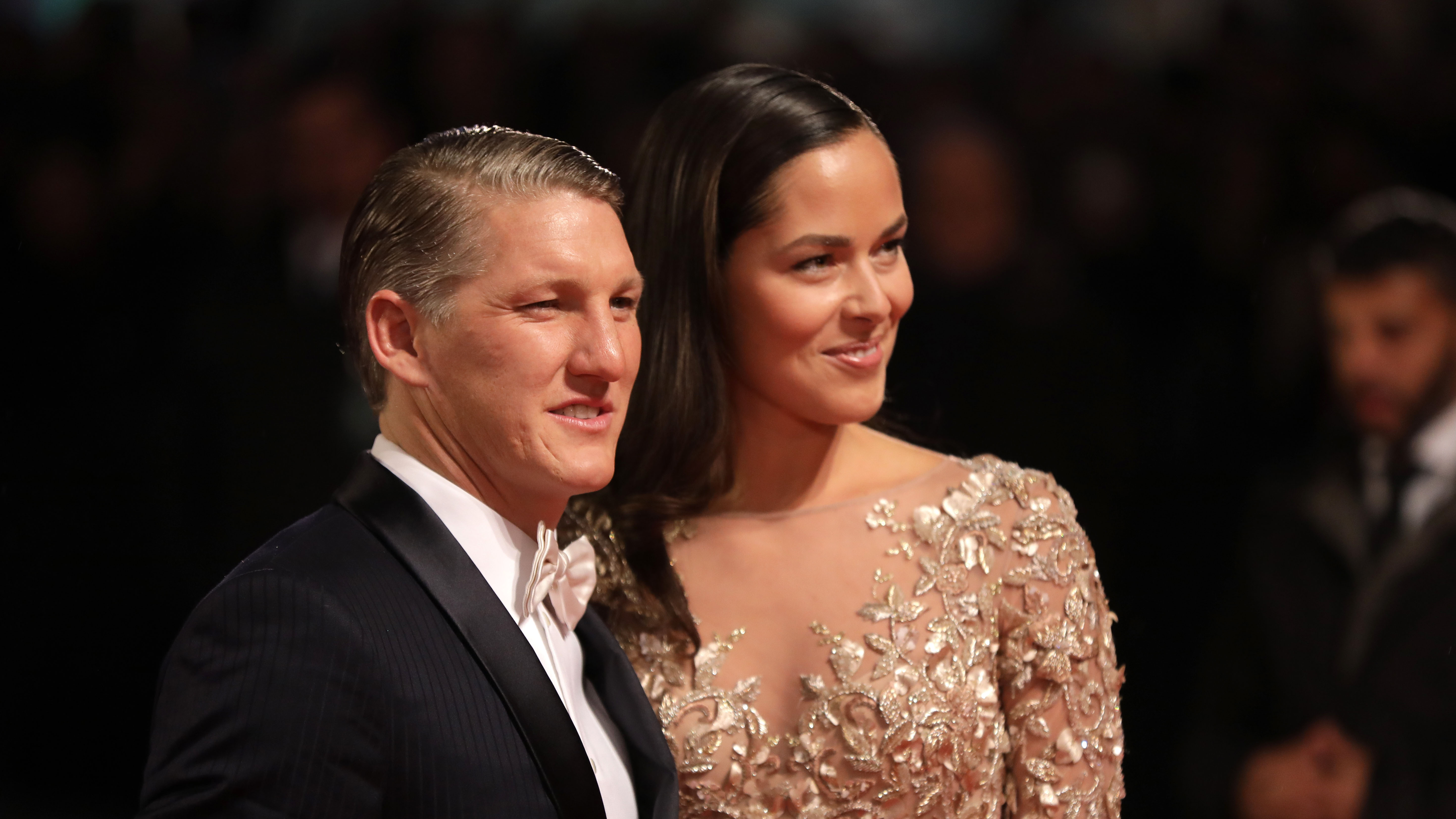 Bastian Schweinsteiger and Ana Ivanovic were married in July 2016.