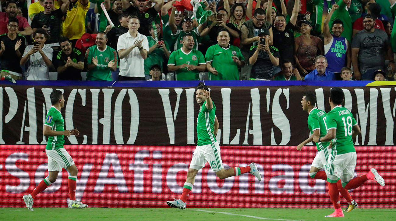 Mexico Passes Tough Test and Heads to Sixth Straight Gold Cup Semifinal