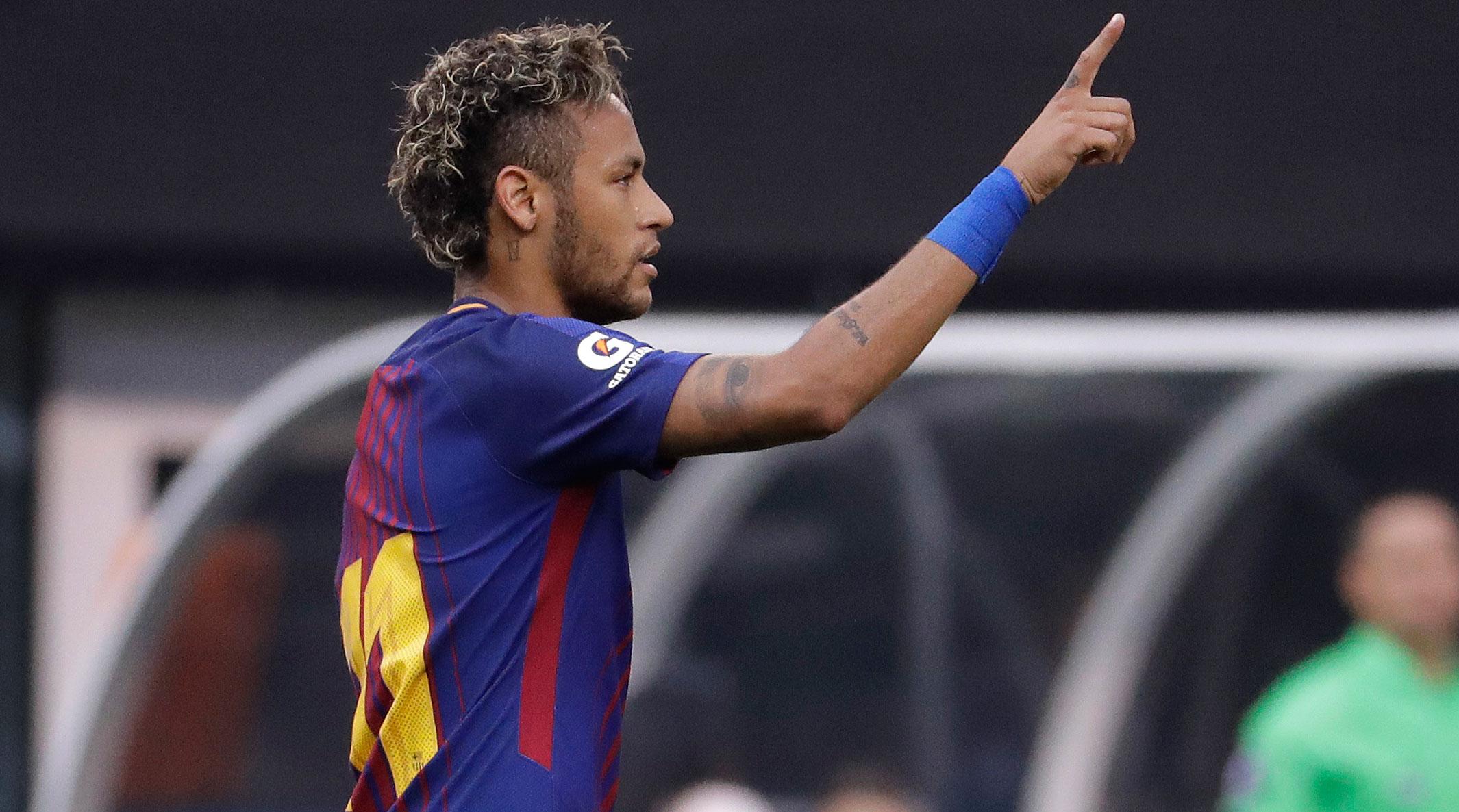 Watch: Neymar Embarrasses Juventus Defense, Scores Absurd Goal for Barcelona