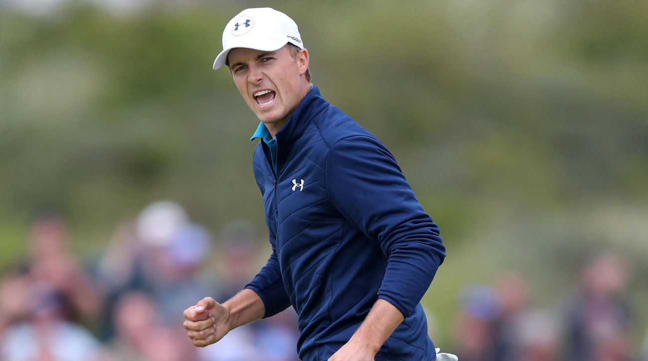 Jordan Spieth recovered from a disastrous start with a comeback for the ages Sunday at the British Open.