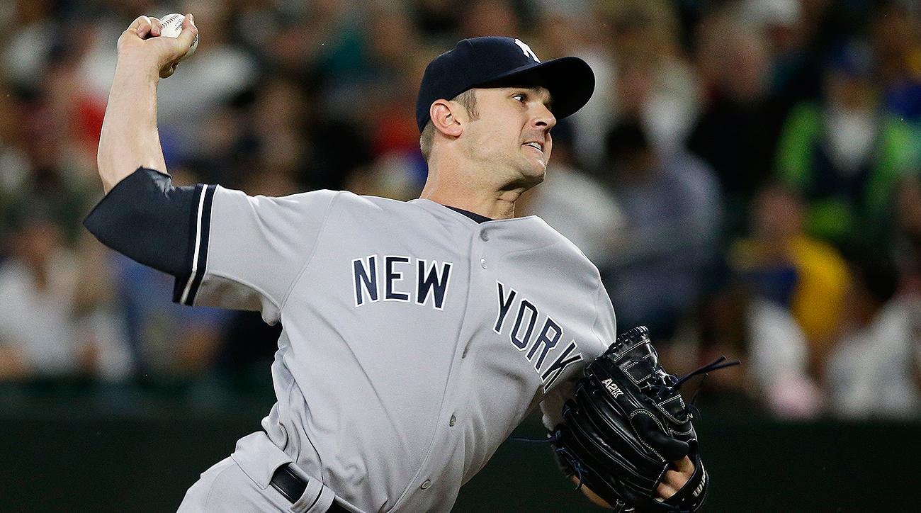 New York Yankees David Robetson