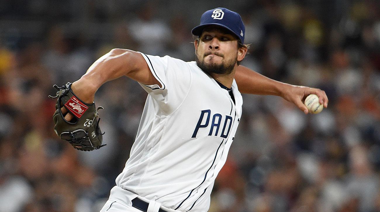 Brad Hand, San Diego Padres