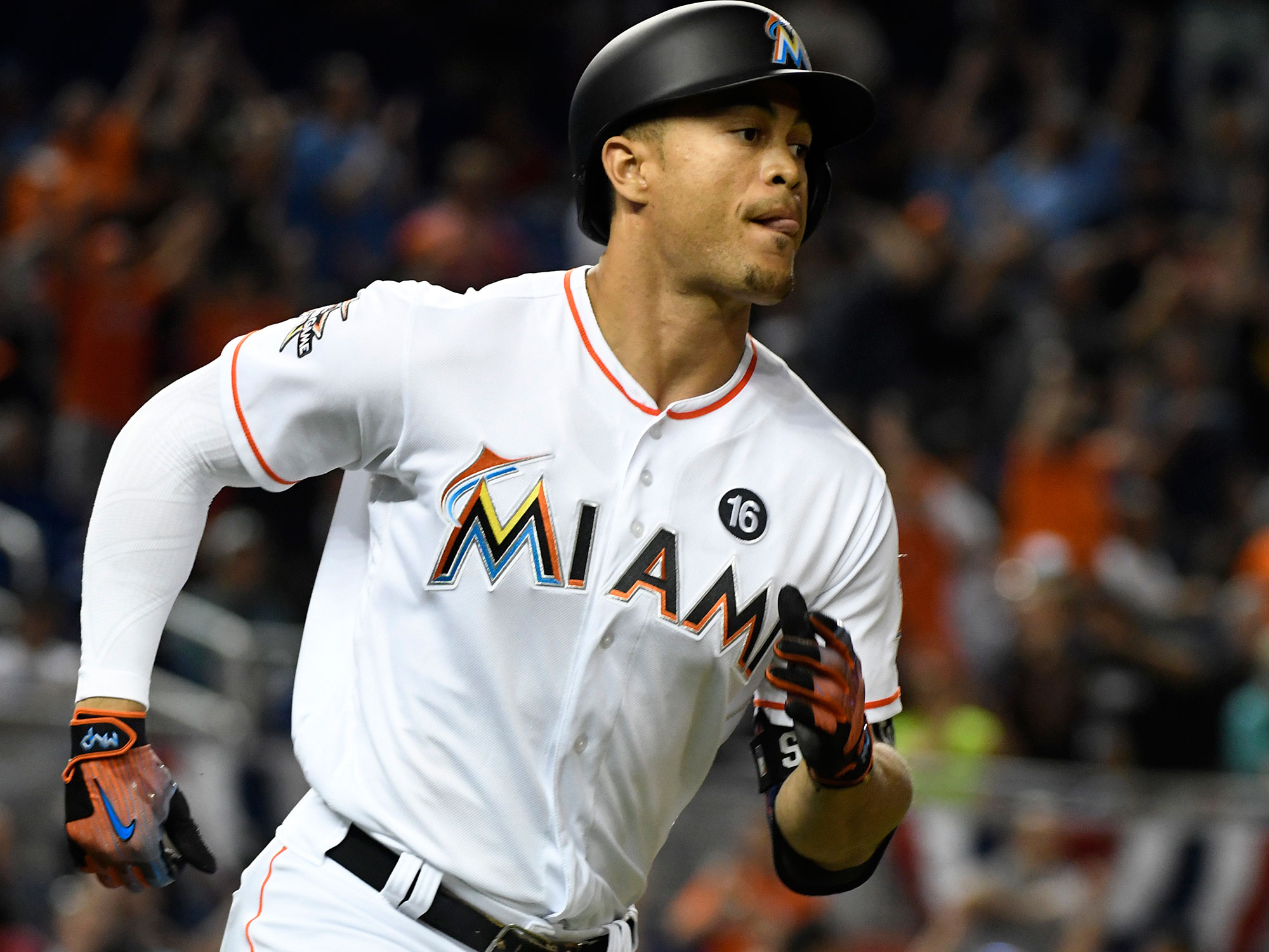 995391f20 Giancarlo Stanton trade rumors  Seven teams that might be interested ...
