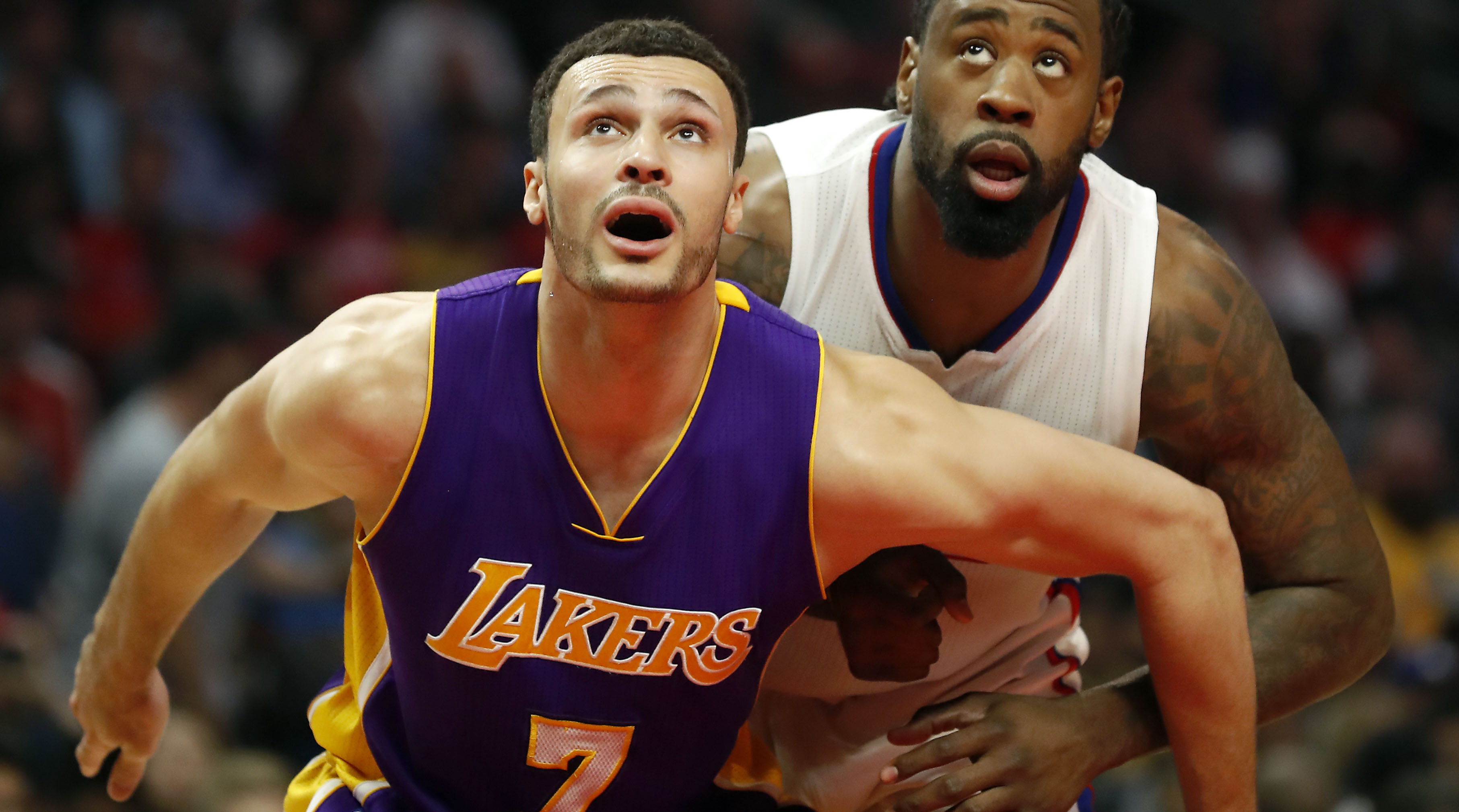 LA Lakers Larry Nance Jr reconnects with sol r pen pal