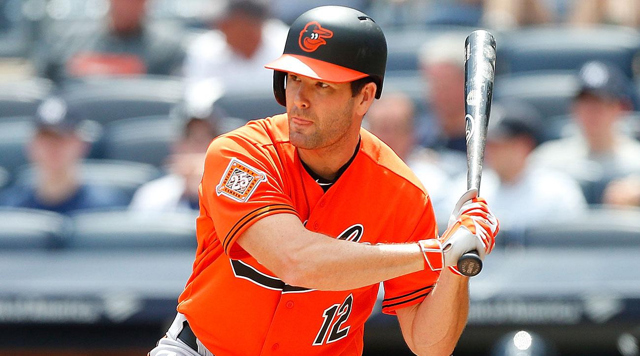 Seth Smith, Baltimore Orioles