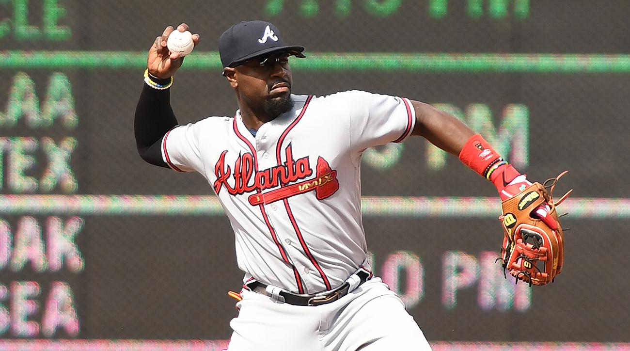 Atlanta Braves Brandon Phillips