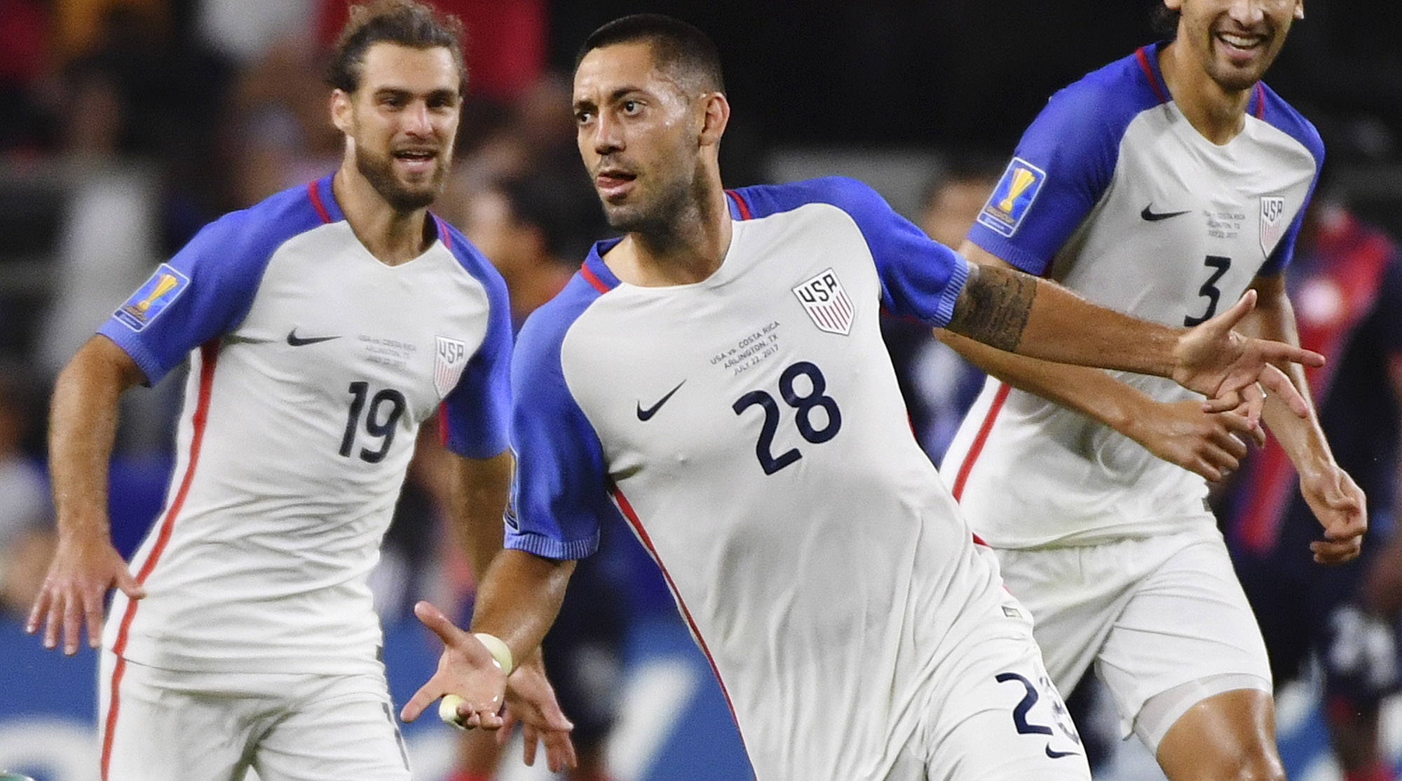 How to Watch USA vs. Jamaica: 2017 Gold Cup Final TV Channel, Live Stream