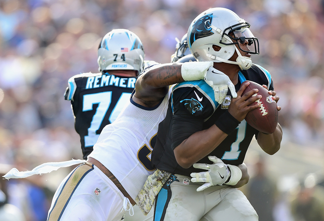 Cam Newton Adjusts to the Panthers New fense for 2017