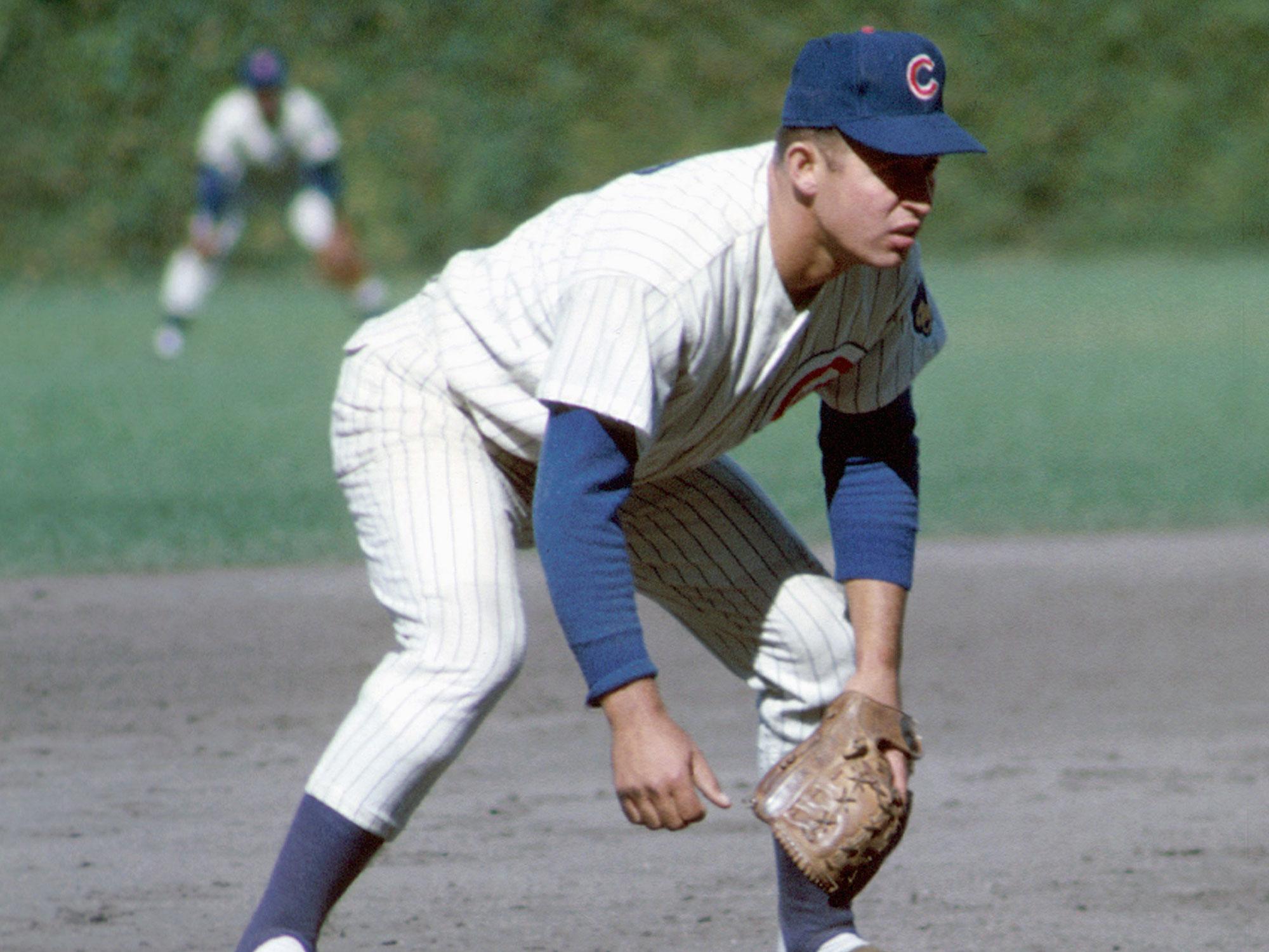 Ron Santo, Chicago Cubs