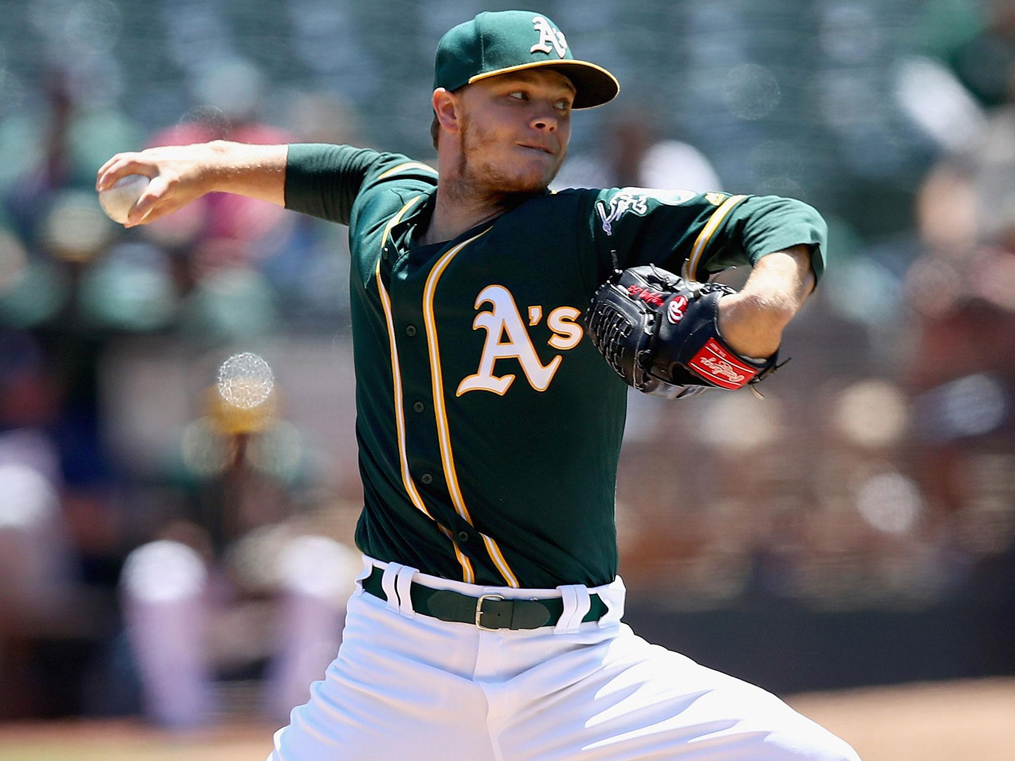 Sonny Gray, Oakland Athletics