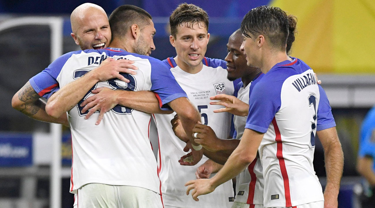 LIVE: USA faces Jamaica in CONCACAF Gold Cup final eyeing sixth title
