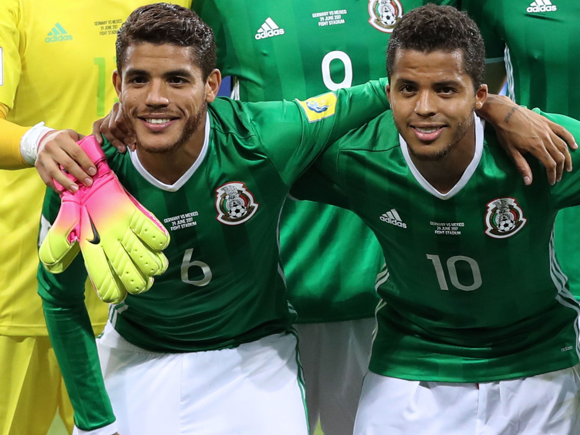 89db616f5 Jonathan and Giovani Dos Santos will team together with the LA Galaxy