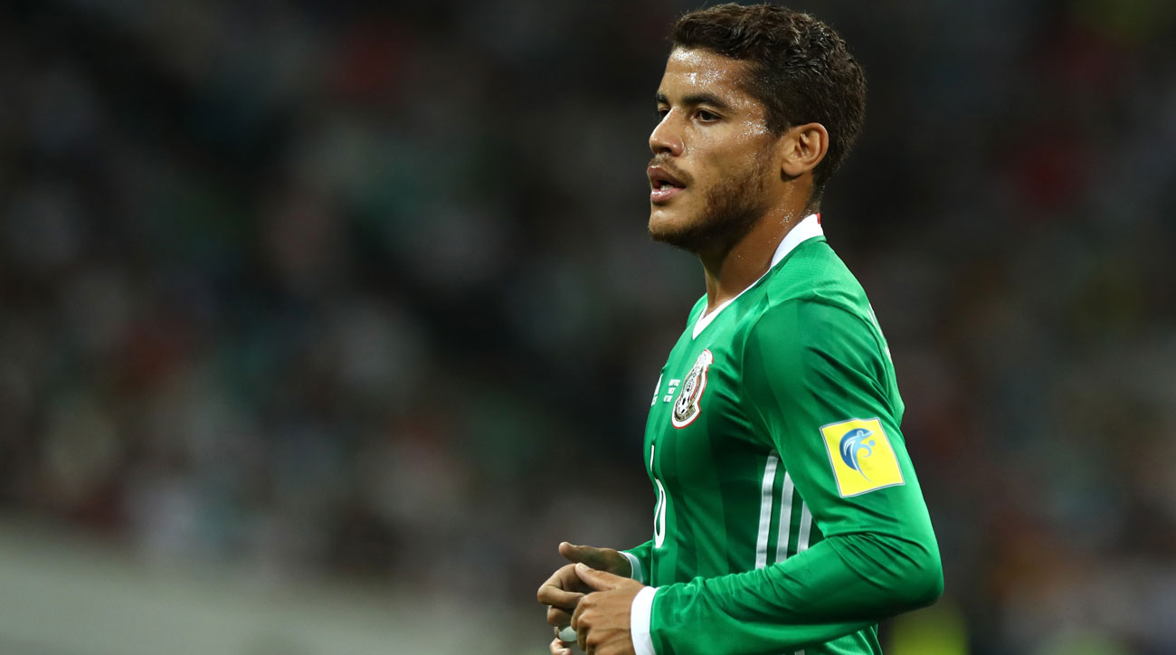 Jonathan Dos Santos: Mexico star takes risk in joining LA ...