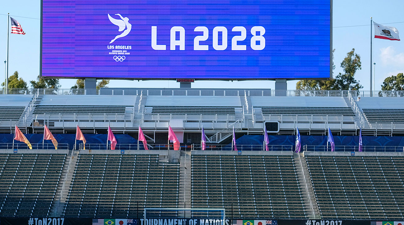 Olympic host cities: L.A. wins 2028, Paris gets 2024