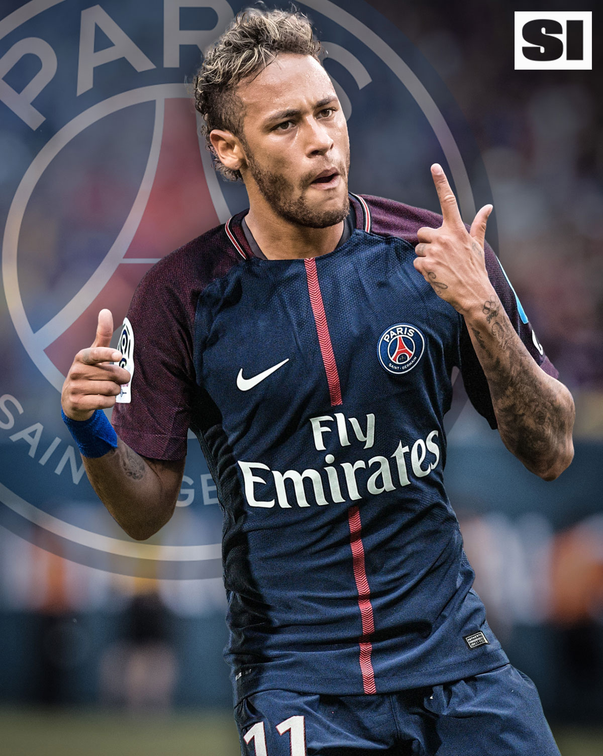 Neymar will join PSG from Barcelona in a record transfer