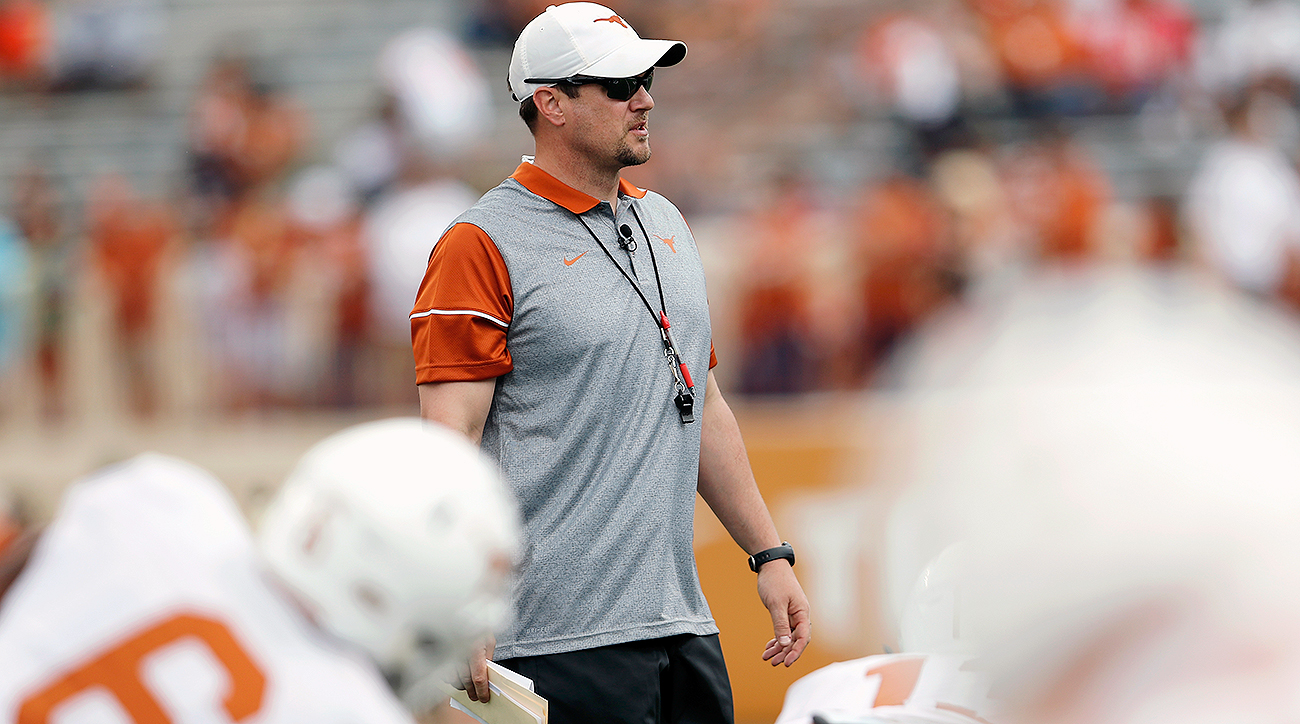 2017 Texas Basketball Recruiting Longhorn Class Ranked 4: Texas 2018 Recruiting Class: Tom Herman Rolling In-state