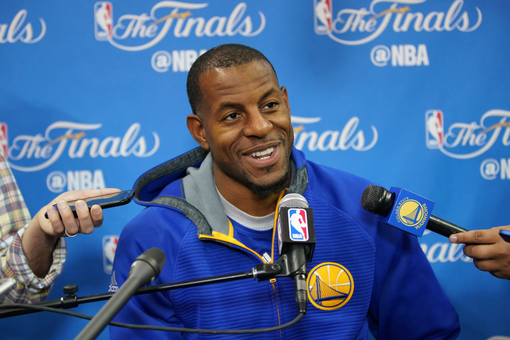 "Andre Iguodala will be a ""special contributor"" with Turner Sports during the PGA Championship."