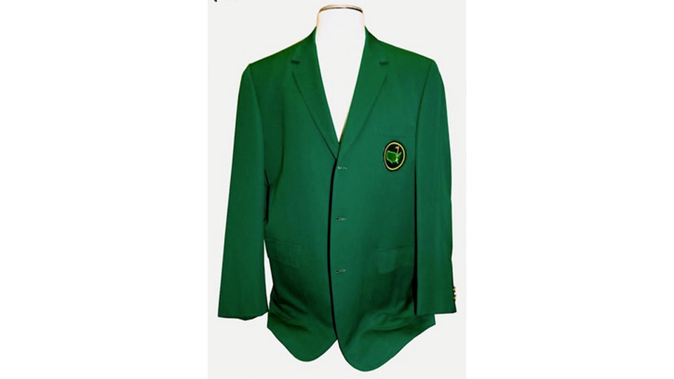 Byron Nelson's green jacket for sale at online auction | Golf.com