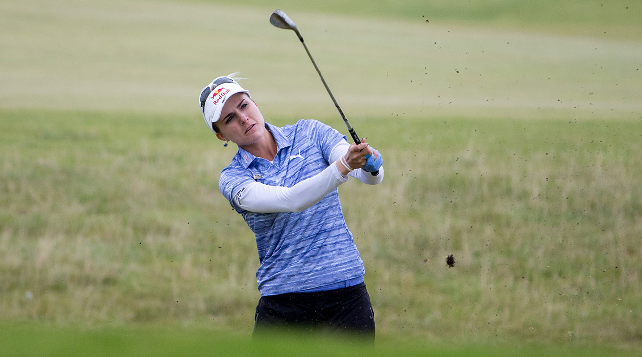Lexi Thompson shot 68 to vault up the leaderboard Friday.