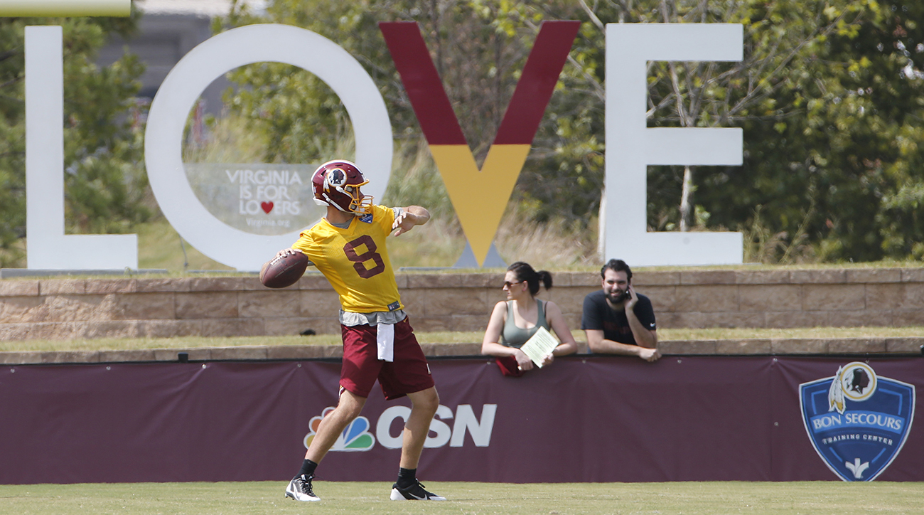 kirk cousins contract situation going into 2017 si com