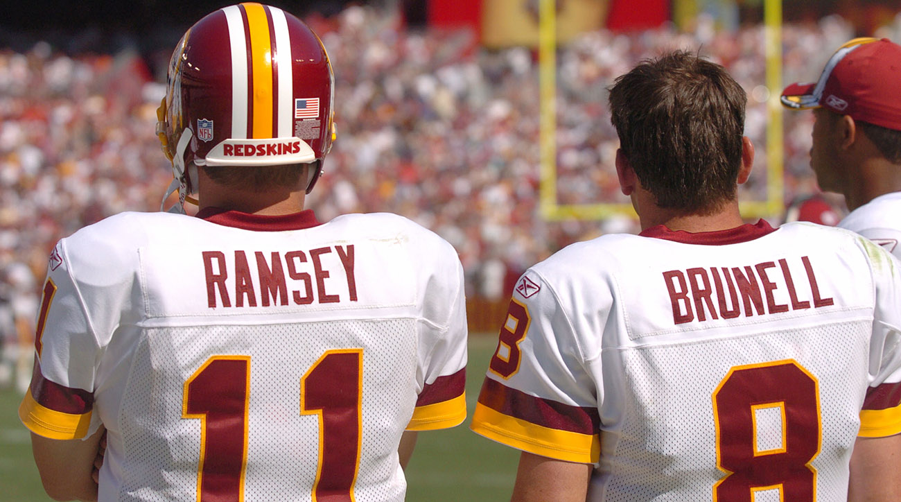 Patrick Ramsey and Mark Brunell
