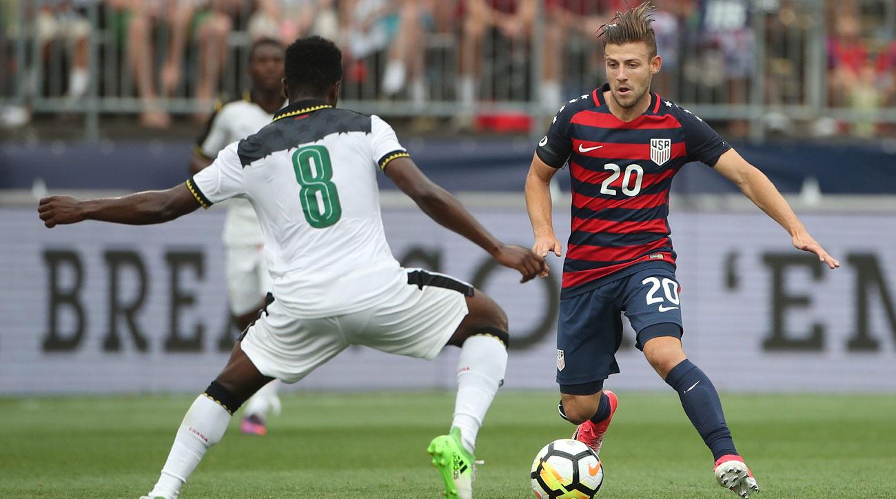 D.C. United Conducts Massive Midseason Overhaul, Headlined by USA's Paul Arriola