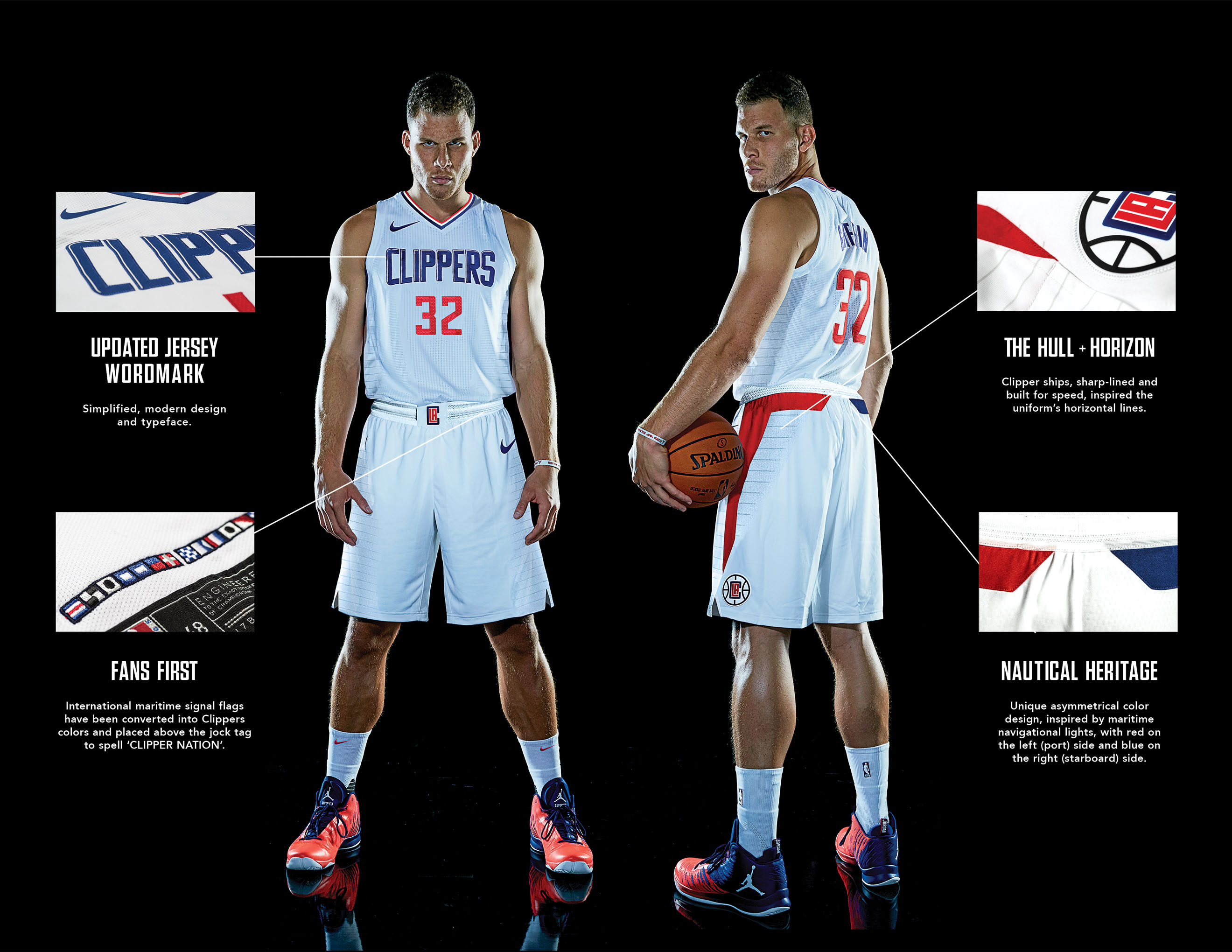 c307e5afa NBA uniforms  Every team s new Nike jerseys (photos)