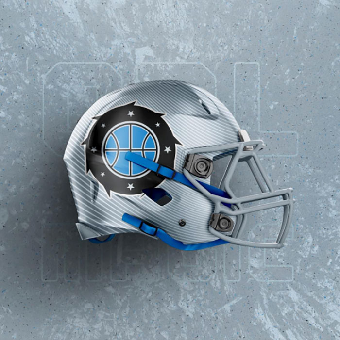 Magic Helmet