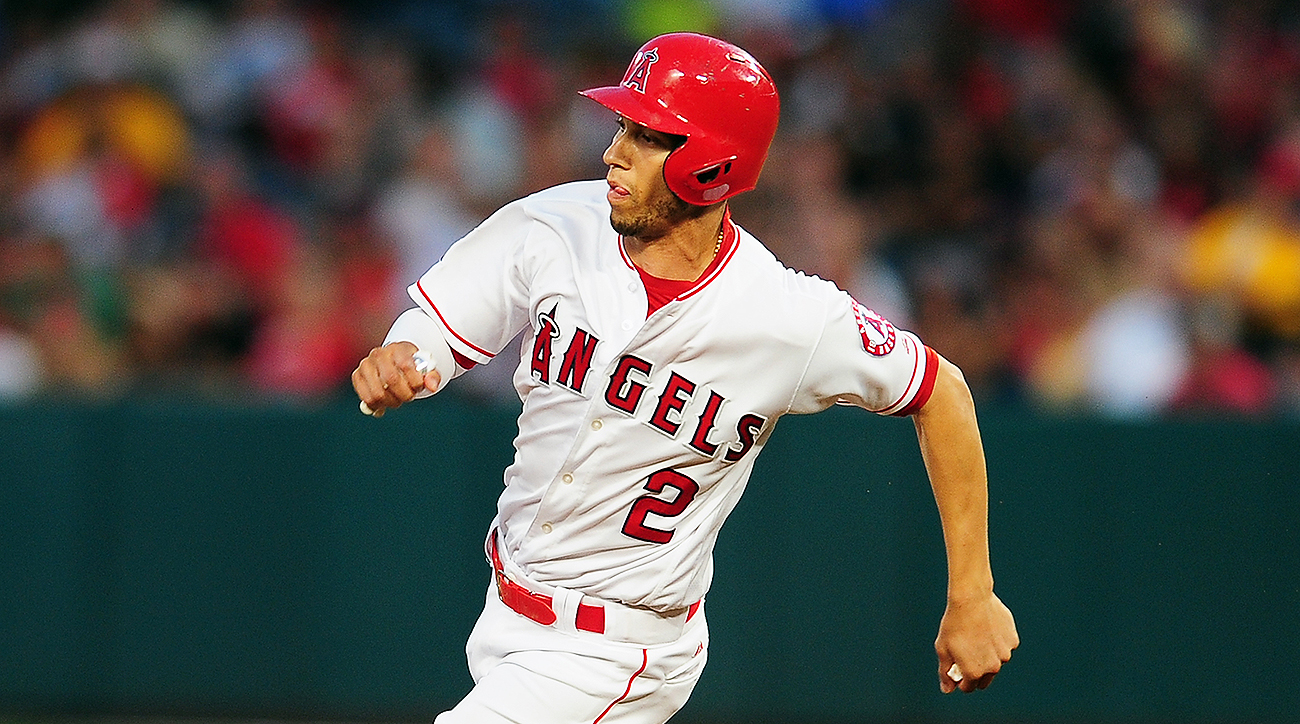 Los Angeles Angels Andrelton Simmons