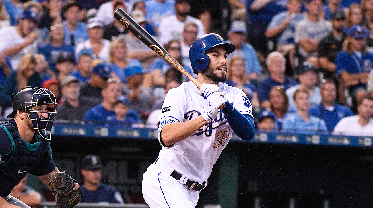 Kansas City Royals Eric Hosmer