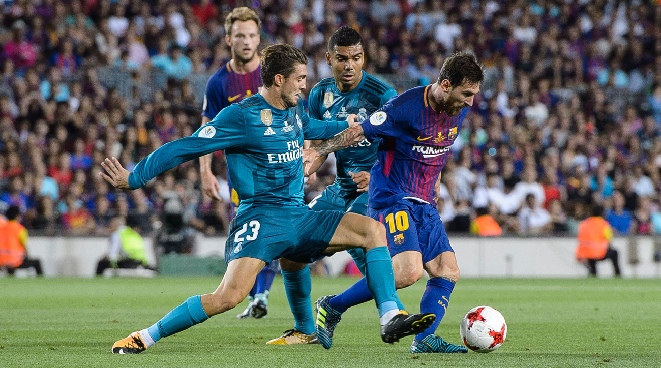 LIVE: Barcelona Eyes Super Cup Comeback Against Ronaldo-Less Real Madrid