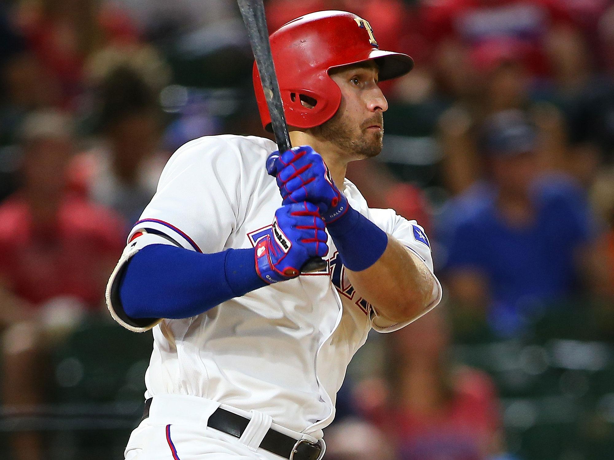 Joey Gallo, Texas Rangers