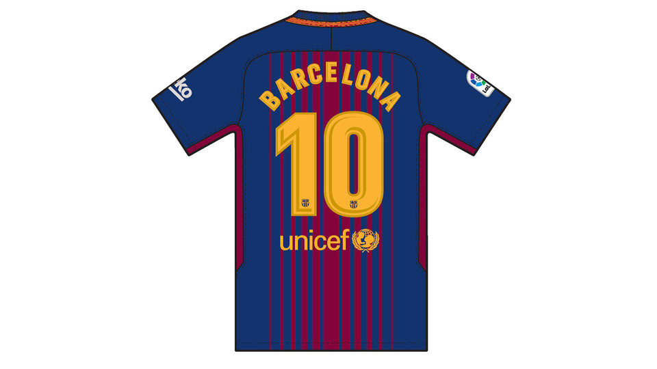 Barcelona Players Will Wear 'Barcelona' on Shirts to Pay Tribute to Attack Victims