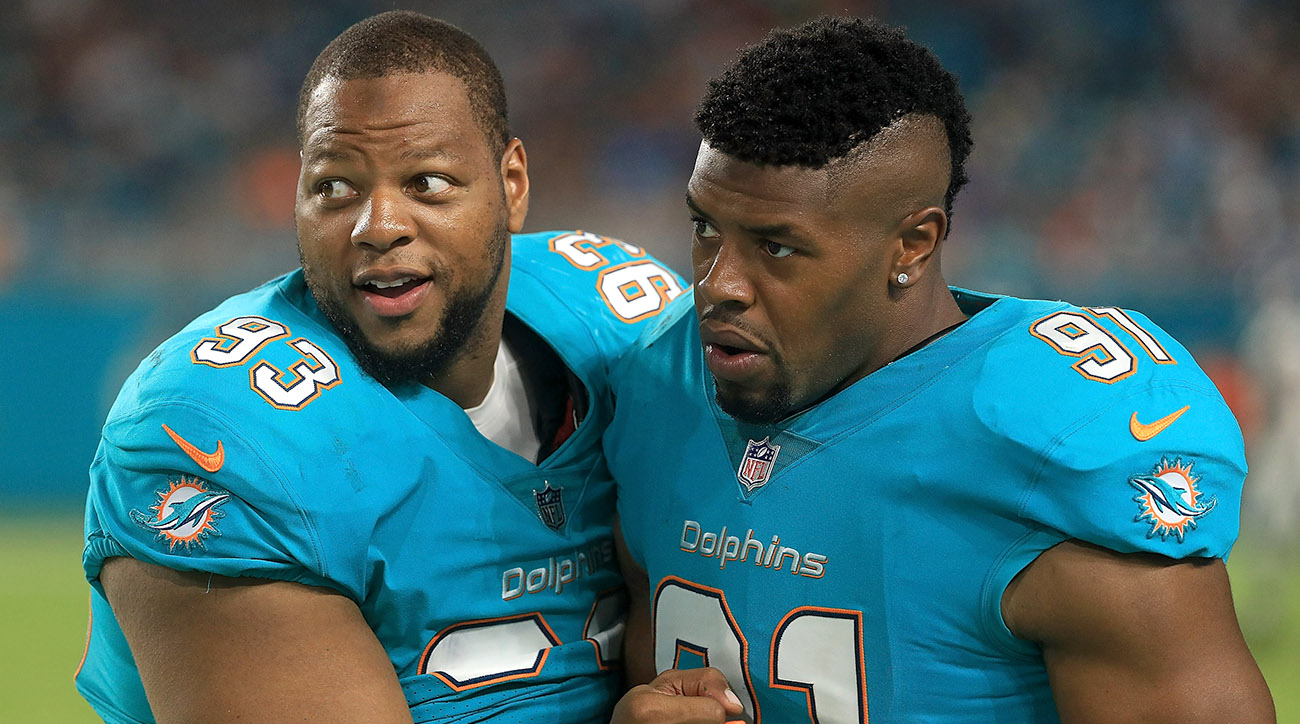 With Suh and Wake, the Dolphins' front four is in good hands again.