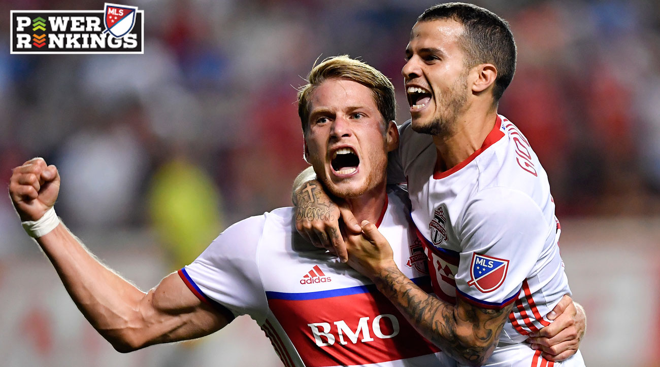 MLS Power Rankings, Week 24: Fight for Supporters' Shield Narrows–But is it Over?