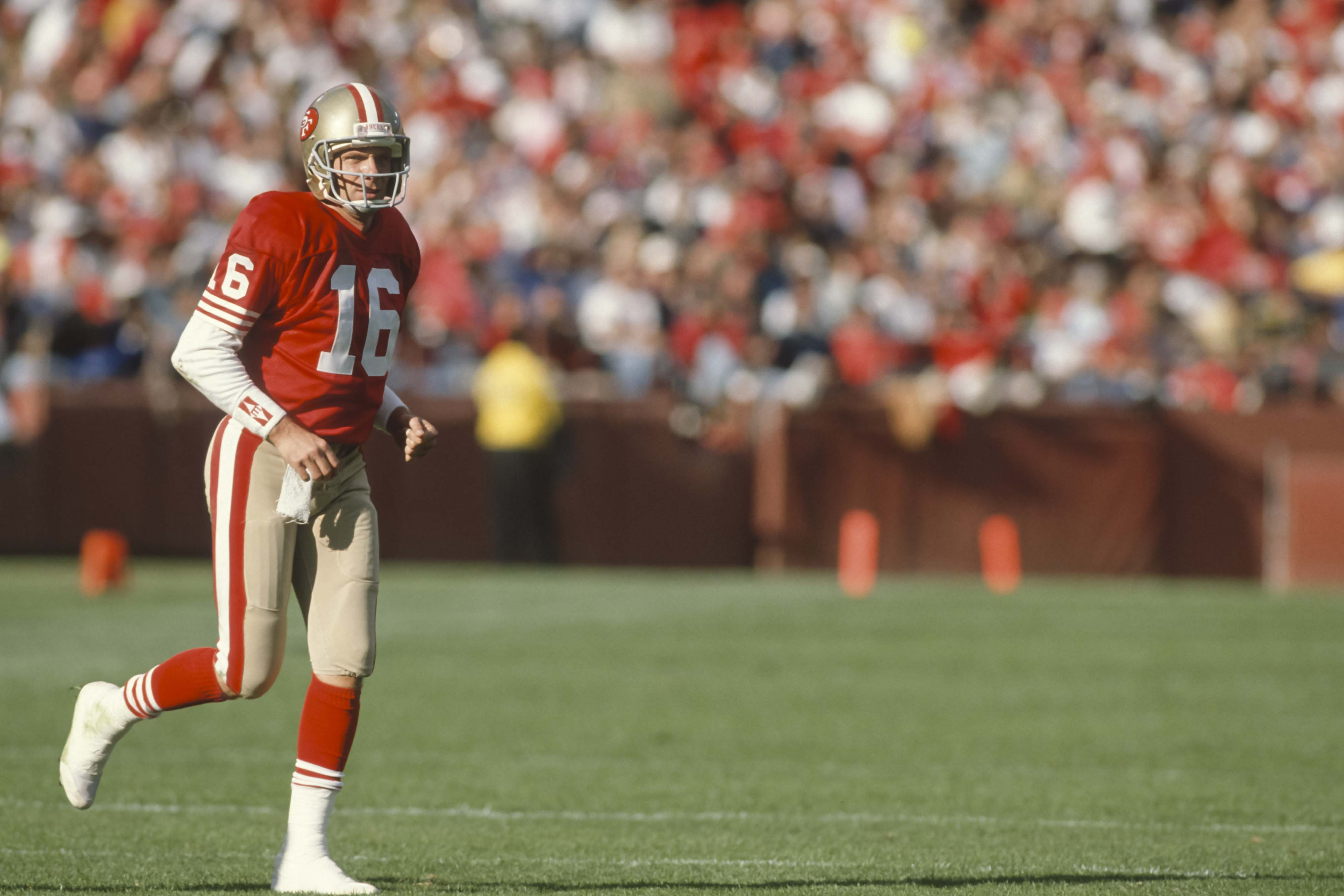 Joe Montana was traded from the 49ers to the Chiefs in 1993.