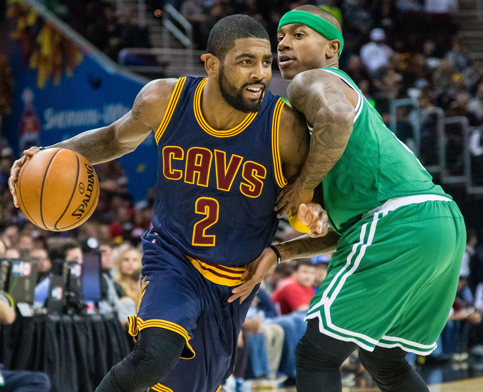 Celtics Trade For Kyrie Irving Will Boston Meet His Demands Si