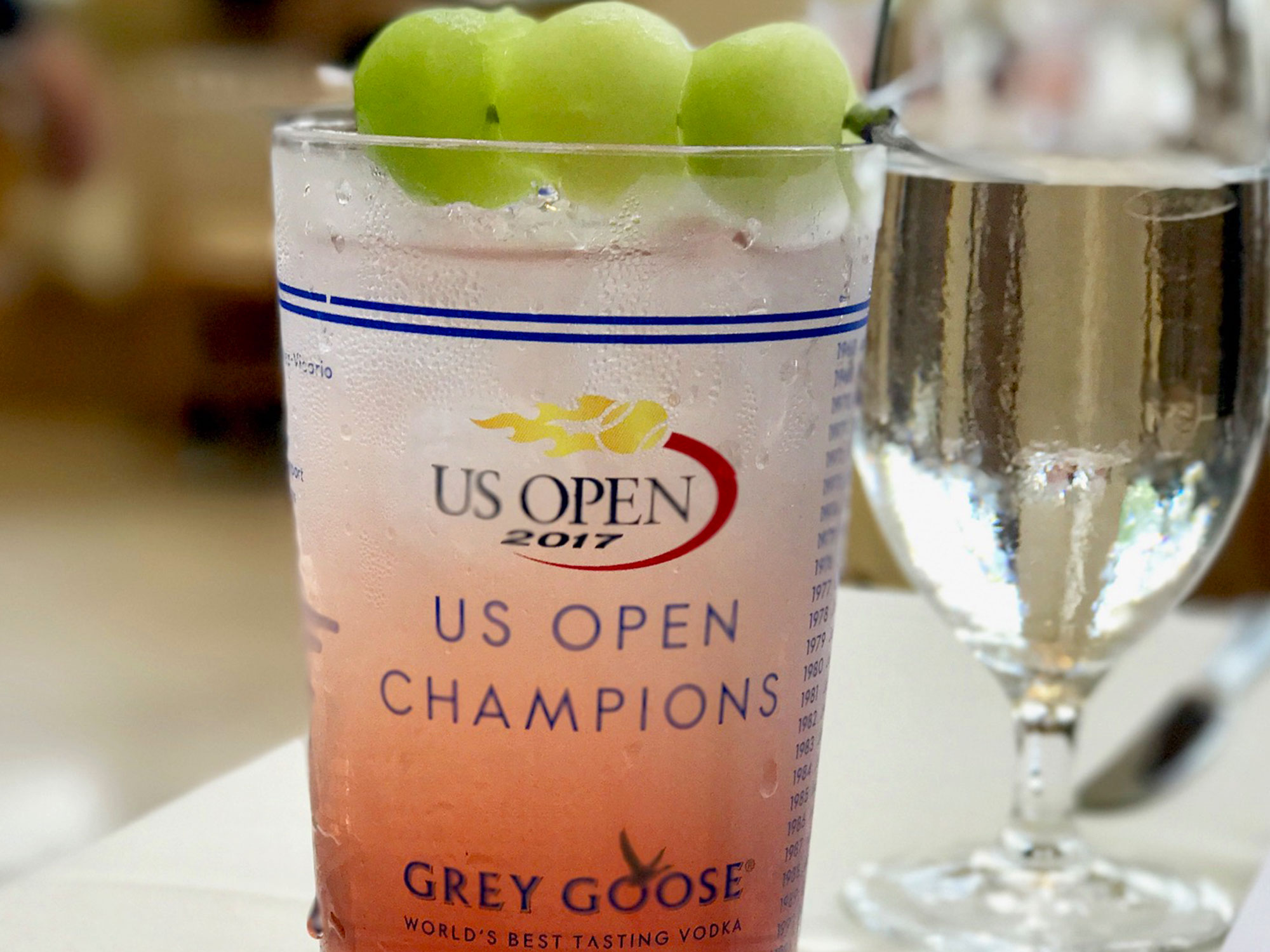 Us Open Tennis Map SPG Moments US Open Tennis Championships US - Us open tennis center map