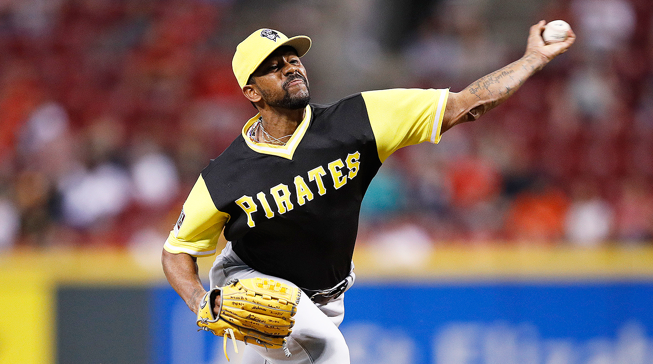 Pittsburgh Pirates Felipe Rivero
