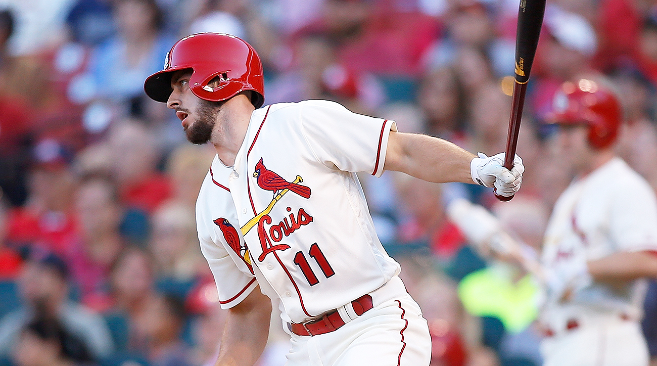 St Louis Cardinals Paul DeJong