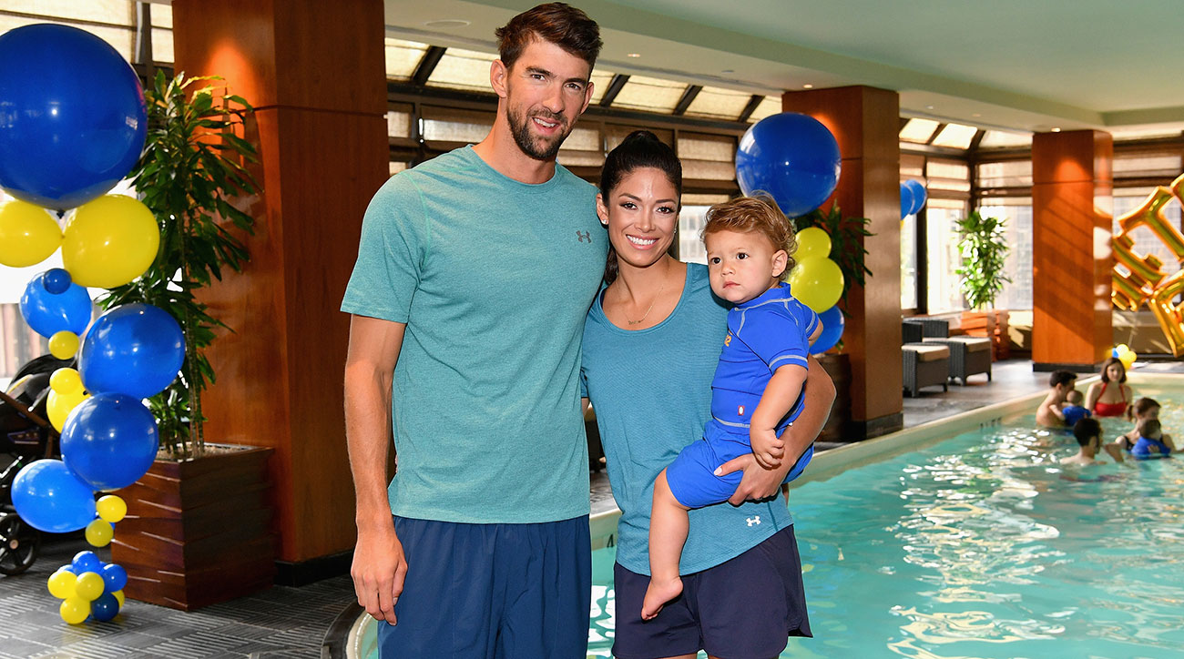michael phelps expecting second child