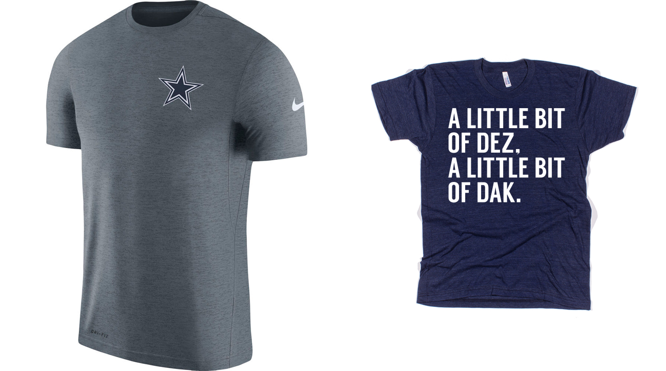 Nfl Shirts The Mmqbs Top Picks For All 32 Teams Si