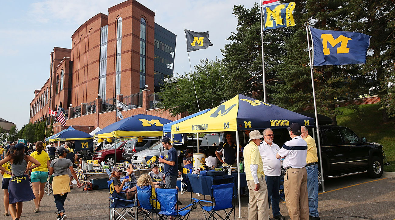 Michigan Tailgating Guide & College football tailgate guide: Tips for visiting top schools ...